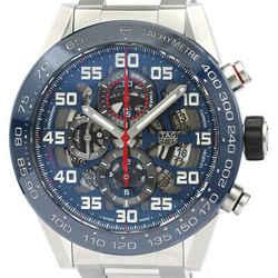 TAG HEUER Carrera Calibre Heuer 01 Red Bull Racing Steel Watch CAR2A1K BF516838