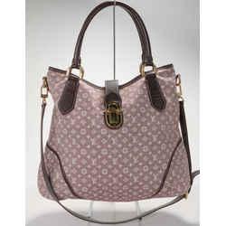 Louis Vuitton Monogram Idylle Elegie Tote Bag - Burgundy