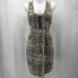 Proenza Schouler Black Knit Dress 6