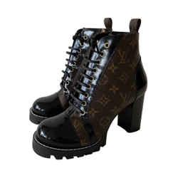 Louis Vuitton Star Trail Ankle Boot