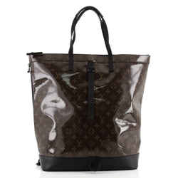 Zipped Tote Limited Edition Monogram Glaze Canvas