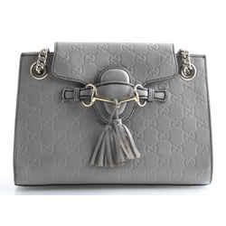 Gucci GG Guccisimma Emily Chain Bag