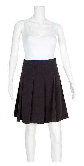 Prada Sport Pleated Skirt