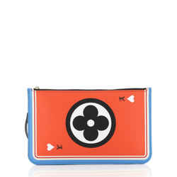 Neverfull Pochette Limited Edition Game On Multicolor Monogram Large