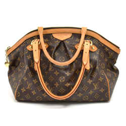 Louis Vuitton Tivoli GM Monogram Canvas Shoulder Hand Bag LT636