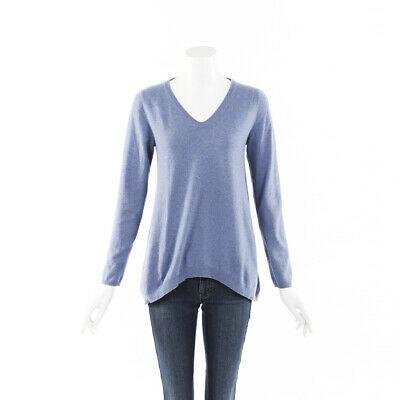 Brunello Cucinelli Cashmere Knit V-Neck Sweater SZ M