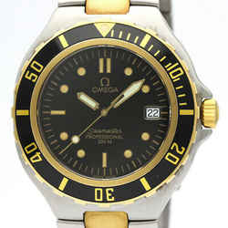 OMEGA Seamaster Professional 18K Gold Steel Watch 2650.50 (396.1042) BF516578