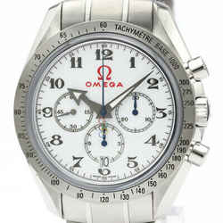 Polished OMEGA Speedmaster Broad Arrow Steel Watch 321.10.42.50.04.001 BF517550