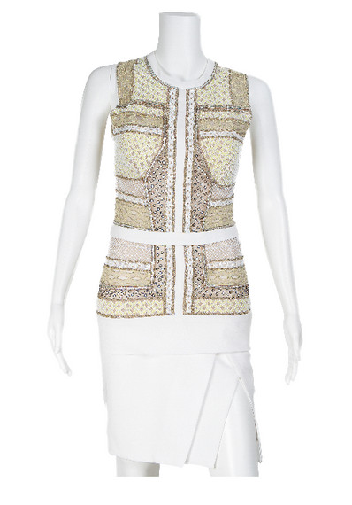 J. Mendel Beaded Dress - New With Tags