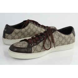 Gucci Gg Supreme Brooklyn Sneakers
