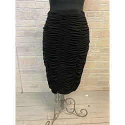 Burberry Ruched Skirt
