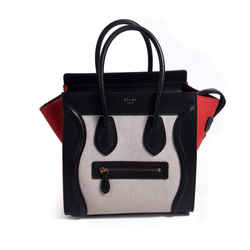 Celine Micro Luggage Tote Bag