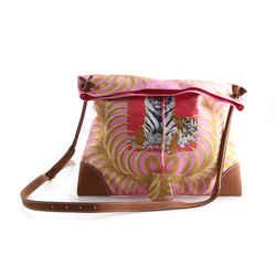 Hermes Silky City PM Tiger Bag
