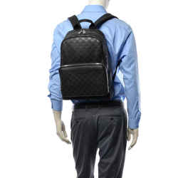Louis Vuitton Black Damier Infini Leather Campus Backpack  861416