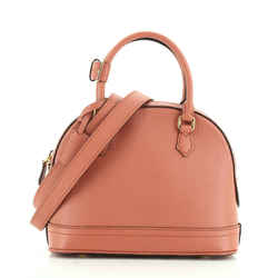 Parnassea Alma Handbag Taurillon Leather Ppm