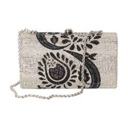 Judith Leiber Embellished Mini Clutch Bag