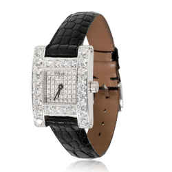 Chopard Your Hour 13/6927 Women's Watch in 18kt White Gold