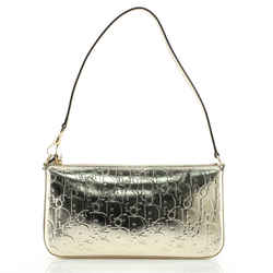 Ultimate Pochette Embossed Leather