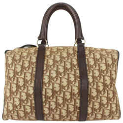 Dior Brown Monogram Trotter Boston Duffle Bag 136da729