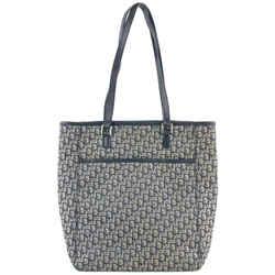 Dior Navy Monogram Trotter Book Tote Shopper Bag 862da49