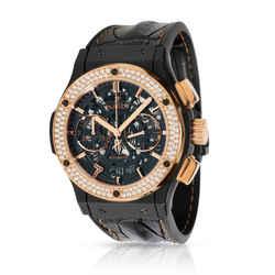 Hublot Classic Fusion Vegas 525.CO.0181.HR.1104.LVB16 Men's Watch in 18kt Gold