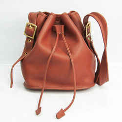 Coach Old Coach Purse 9952 Women's Leather Shoulder Bag Brown BF530308