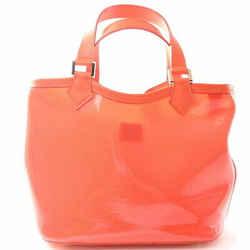 Auth Louis Vuitton Epi Plage Mini Lagoon Bay M92262 Women's Tote Bag Orange