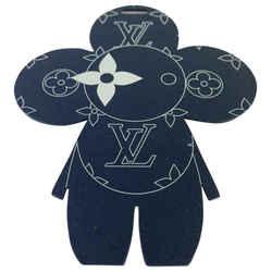 Louis Vuitton 1lv521 Blue Monogram Vivienne Cut Out and Bookmark