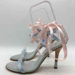 Giuseppe Zanotti Ankle Wrap Heels Size 9