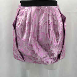 Armani Exchange Purple Mini Skirt 6