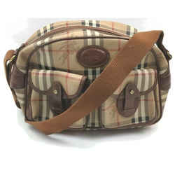 Burberry Nova Check Camera Messenger Crossbody Bag  861279