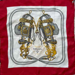 Hermes Small Square Scarf