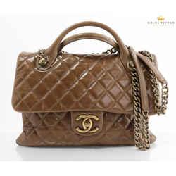 Chanel Castle Rock Flap Shoulder Bag