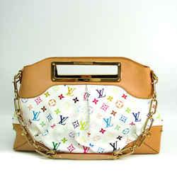 Louis Vuitton Monogram Multicolore Judy GM M40253 Women's Shoulder Bag  BF515818