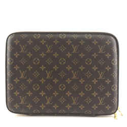 Louis Vuitton Laptop Sleeve 15 Monogram Canvas