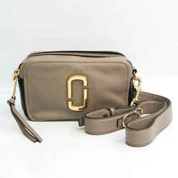 Marc Jacobs The Softshot The 21 M0014591 Women's Leather Shoulder Bag B BF529308