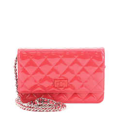 Reissue Wallet on Chain Quilted Patent