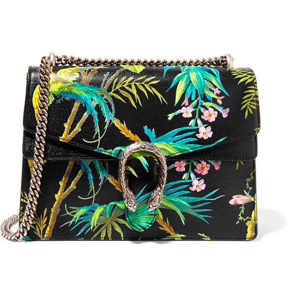 Gucci Medium Tropical Dionysus Bag