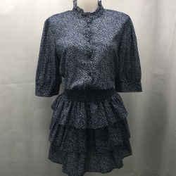 Michael Kors Navy Floral Dress XL