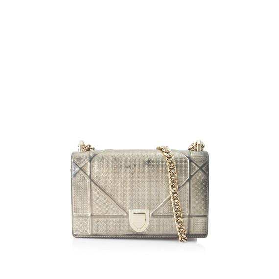 Pre-Owned Dior Diorama Shoulder Bag