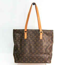 Louis Vuitton Monogram Cabas Mezzo M51151 Tote Bag Monogram BF502581