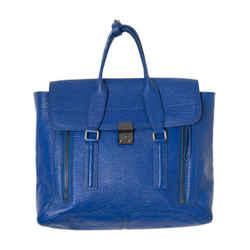 3.1 Phillip Lim Large Pashli Leather Tote Bag