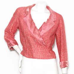 Chanel 1999 Pink Jacket