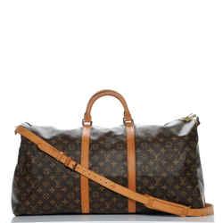 Louis Vuitton Monogram Keepall Bandouliere 60 Boston Duffle Gm With Strap 861463