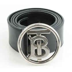 Burberry Monogram Calfskin Belt
