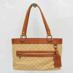 Louis Vuitton Monogram Mini Lucille PM M92684 Women's Handbag Beige BF526027