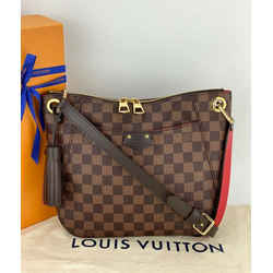 Louis Vuitton South Bank Besace Damier Ebene Crossbody Shoulder Bag  N42230 A507