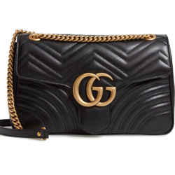 New Gucci Medium Marmont Shoulder Bag