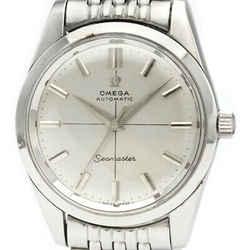 Vintage OMEGA Seamaster Cal 552 Rice Bracelet Automatic Watch 165.010 BF514904