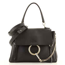 Faye Day Bag Leather Small